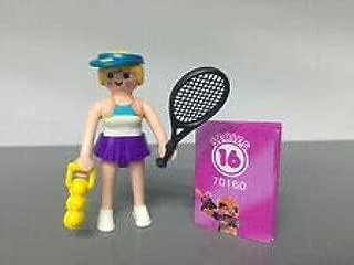 Promohobby Figura de Playmobil Serie 16 de Tenista: Amazon.es ...