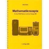 Mathematikrezepte für den TI-89, TI-92 Plus und Voyage 200