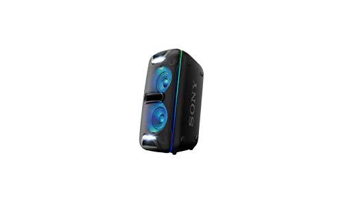 Sony GTK-XB72 High PowerParty Lautsprecher (Bluetooth, NFC, One Box Hifi Music System, Extra Bass, Lichtleiste, Lautsprecherbeleuchtung, Stroboskoplicht) schwarz - 2