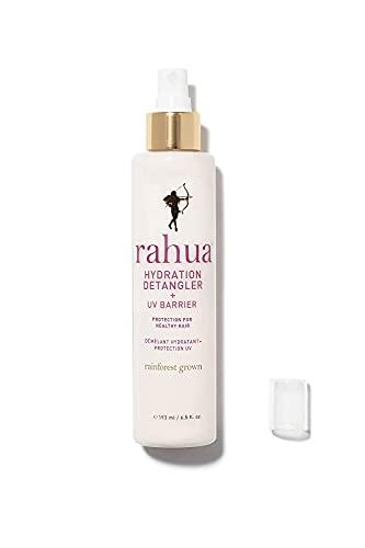 Rahua Hydration Detangler + UV Barrier, 6.5 Fl Oz, Moisturizing Formula Softens Hair, Smooths Frizz, Prevents Breakage and Damage, Creates Instantly Brushable Hair, Best for All Hair Types