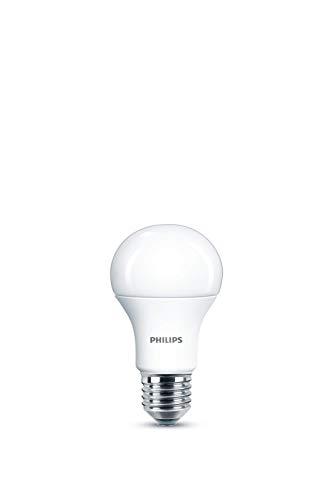 Philips LED WarmGlow E27 Lampe entsprechen 75W, hohe Farbwiedergabe, warmweiß (2200-2700 Kelvin), dimmbar, matt
