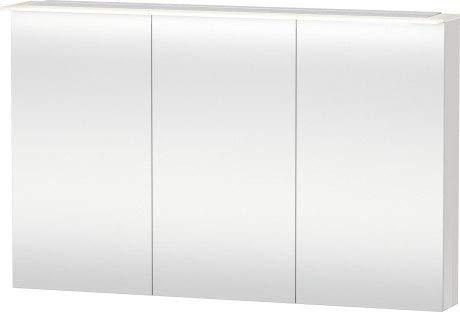 Duravit Spiegelschrank Happy D.2 138x1200x 760mm, 3 Türen, leinen, H2759607575