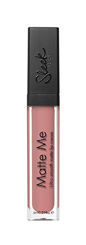 Sleek Mini Matte Me Ultra Smooth Matte Lip Cream - Anniversaire Suit - 3ml - Scellé