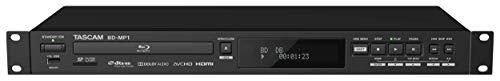 Tascam Professional-Grade Rackmount Blu-ray Player (BD-MP1)