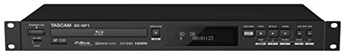 cheap Professional Rack Blu-ray Tascam Player (BD-MP1)