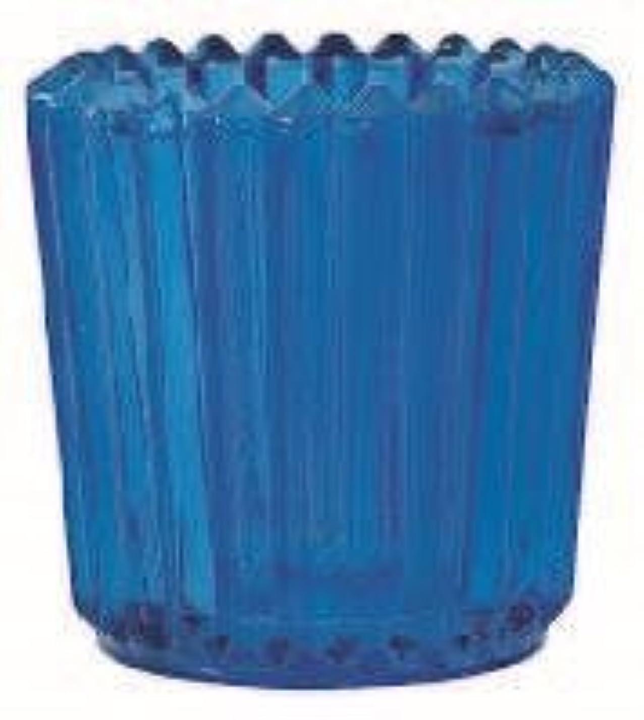発火するカトリック教徒スキャンカメヤマキャンドル( kameyama candle ) ソレイユ 「 ブルー 」