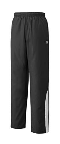YONEX Trainingsanzug Hose, YM0021, schwarz/weiß - schwarz/weiß, M