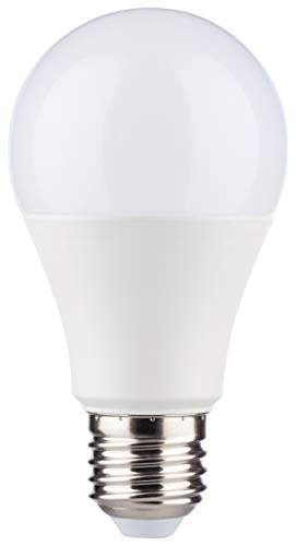 Müller-Licht LED-Lampe, 10 W mit E27 Sockel, warmweiß 400014 dimmbar