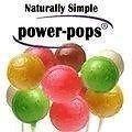 3 Pack 30ct Bags Power Pops Hoodia Lollipops Variety Flavors