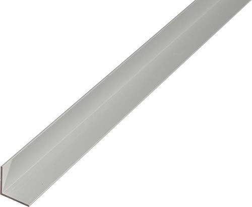 GAH.ALBERTS 47462 1 Winkelprofil silber-eloxiert 15x1,5mm aluminium 2m 7462, 15 x 1,5 mm