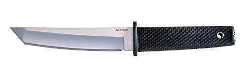 Cold Steel Kobun Fixed Blade AUS 8A Plain Boot Knife Secure-Ex Sheath Kraton 17T