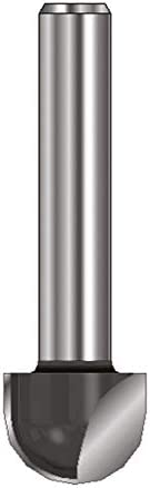HM 12,7 mm B 25,4 mm C ENT 13603 B/ündigfr/äser HW GL 80 mm Durchmesser A mit Kugellager Schaft 12 mm D 40 mm