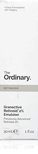 1. El retinoide granactivo  The ordinary 2%