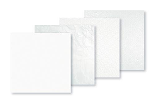 1 Muster PVC Platte | Rasterdecke | foliert | wasserfest | 15x20cm | Hexim | YDB014
