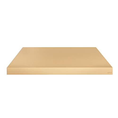 Baldiflex Materasso Singolo in Lattice Easy Latex 80 x 190 cm - Cotone Ortopedico