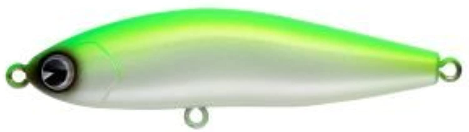 Williamsville design (ima) lure HONEY TRAP 70S KARUTORA (honey trap) lime back pearl glow.   HT70K-111