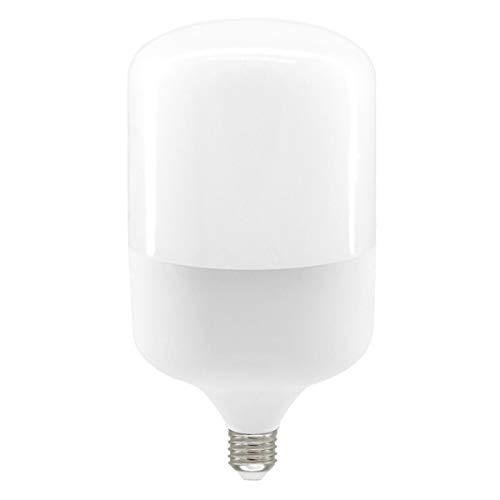 Cicongzai Ledlampen, 48W, kogelvormig wit licht van de kogelvormige lamp, 6500K voor binnen- en buitenverlichting E27