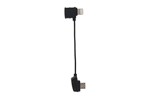 Mavic RC Cable Compatible with DJI Mavic Drone Smartphone Adapter (Lightning), CP.PT.000496