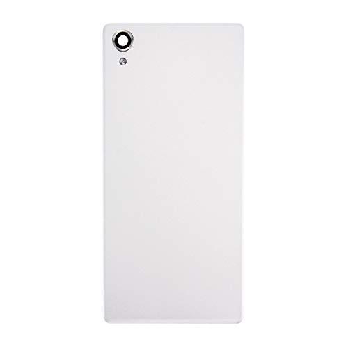 Liluyao Sony Ersatzteile Rückseitige Akkufachdeckel for Sony Xperia X (Graphite Black) (Farbe : Weiß)