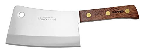 Dexter-Russell 8' Stainless Heavy Duty Cleaver,...