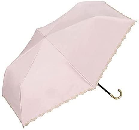 Parasole Ombrello Pioggia o Lucentezza Compatto Portatile Antiscivolo Manico Protezione Solare Ricamata Pieghevole Antipioggia Apertura E Chiusura Automatica