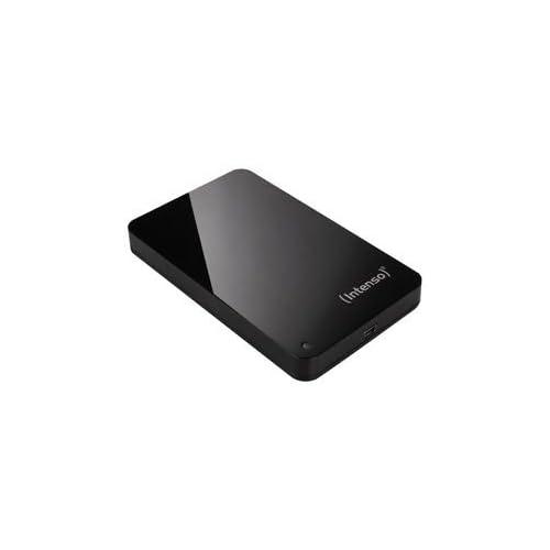 Intenso Memory Station 1 TB externe Festplatte (6,35 cm (2,5 Zoll) 5400 U/min, 8 ms, 8 MB Cache, USB) schwarz