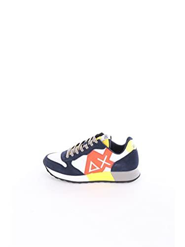 SUN 68 Z31113 Scarpe Uomo Sneakers Sportive Blu (Numeric_44)