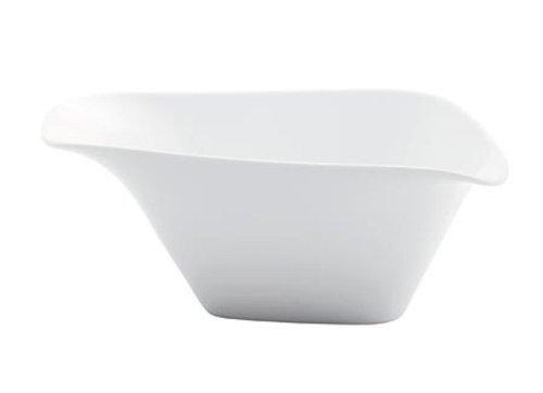 Kahla - Porcelaine pour les Sens 152983A90015C Elixyr Plat de Service Blanc 8 cm