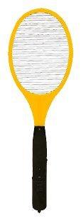 Elektrische fliegenklatsche SK169 Gelb