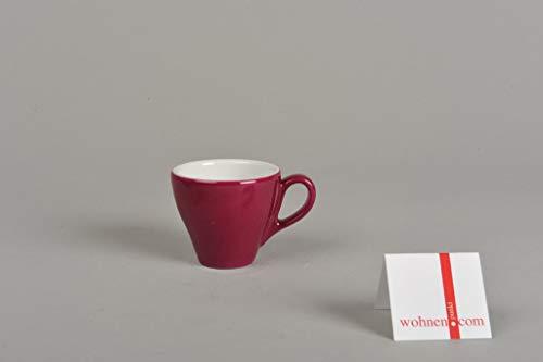 Espressotasse Classico 0,09 l bordeaux