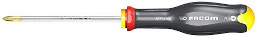 Destornillador PROTWIST hoja redonda Phillips Facom – Dimensión 4,5 x 100 mm