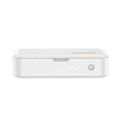 UV Multifunctionele Sterilisatie Box voor Mobiele Telefoon Steriliseren Cosmetica Desinfectie Doos Draadloze Snelle Oplader Reinigingsgereedschap Desinfectie Doos