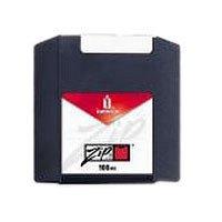 Iomega Zip® 100MB Disk 10-Pack PC/Mac® - Unidad Zip (115 x 375 x 225 mm, 833 g)