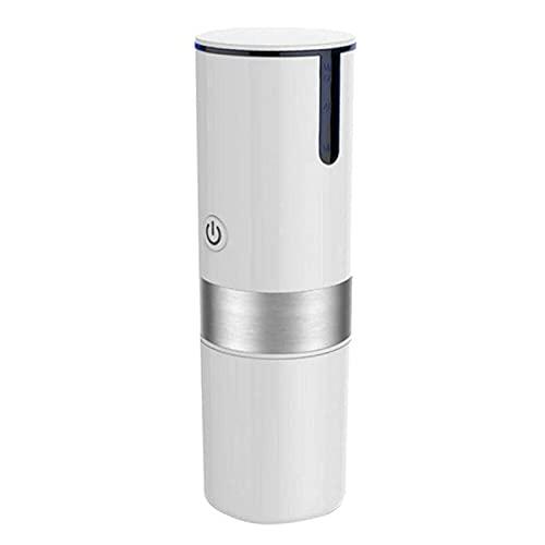 WECDS-E Molinillo de café Burr Cafetera eléctrica portátil Máquina de café...