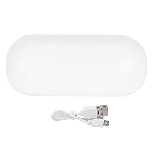 Pelnotac Auriculares Bluetooth de modo dual, 5.0 True Wireless Stereo Battery Displa auricular
