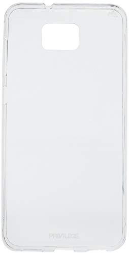 Capa Protetora para Asus Zenfone 4 Selfie, Privilege, Capa Protetora Flexível, Transparente