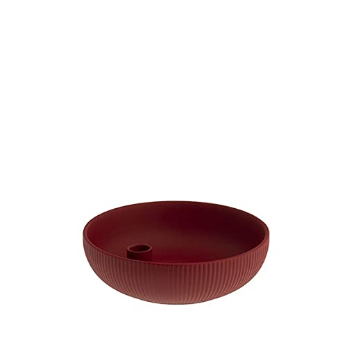 Storefactory LIDATORP JUBILEUM small red Candlestick