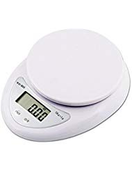 Digital Kitchen Scale, Seestar Multifunction Food Scale , 5000g/11lb. (White)