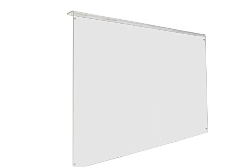 Screen Guard/Screen Protector for 84 Inch LED/LCD/3D/PLASMA TV. Non-Breakable 100% Crystal Clear Optical Grade.