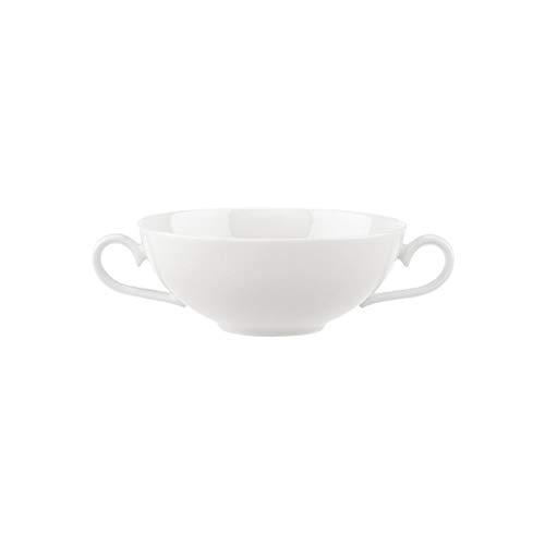 Villeroy & Boch Royal Taza, Premium Bone Porcelano, Blanco
