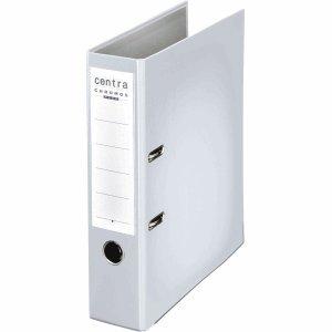 Centra Ordner Chromos A4 80mm PP-kaschiert weiß