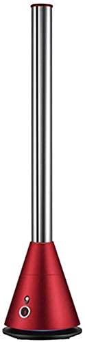ZUIZUI Ventilador sin aspas eléctrico de refrigeración sin aspas con ventilador de iones negativos