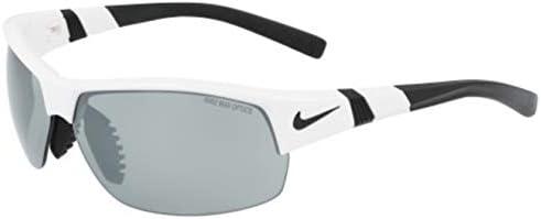 Sunglasses NIKE SHOW X 2 DJ 9939 100 White Black Grey silver Flash product image