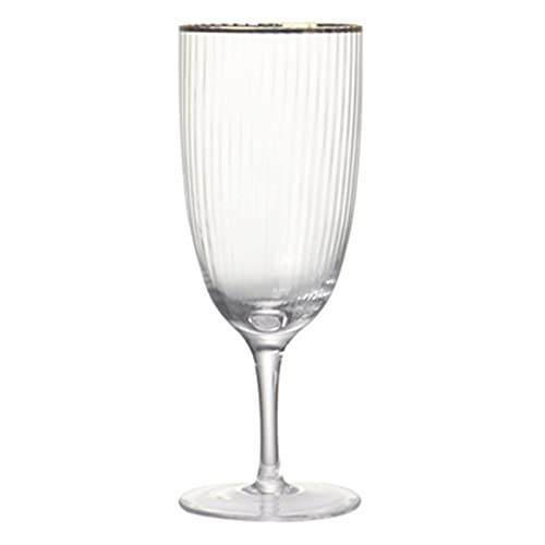 WANGLX Copas de Cristal para Flautas de Champán,Copas de Vino de Cristalería,Vasos de Agua de Cóctel Vasos,C