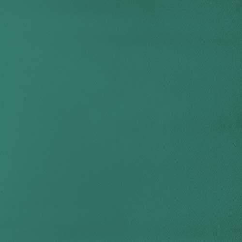 Klebefolie Uni Matt Zeder Grün, Dekofolie, Möbelfolie, Tapeten, selbstklebende Folie, PVC, ohne Phthalate, grün, 160µm (Stärke: 0,16mm), Venilia 54357
