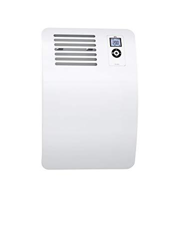 AEG Casa técnica 238717–Convector de pared WKL 500para aprox. 5m² Calefacción, 500W, 5–30°C, pared, pantalla LCD, temporizador semanal, 120minutos Corto Tiempo temporizador