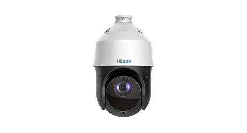 HiLook PTZ-N4225I-DE - Cámara de vigilancia (Cámara de Seguridad IP, Interior y Exterior, 4 Patrones, Almohadilla, Blanco, Techo)