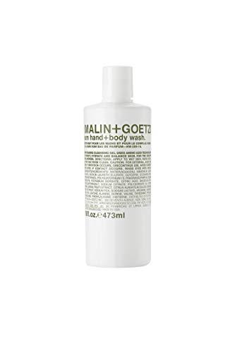 Malin + Goetz Body Wash, Rum, 16 Fl Oz