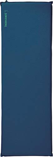 THERMAREST(サーマレスト) アウトドア マットレス ベースキャンプ R値 6.0 ポセイドンブルー ラージ 【日本正規品】 30116