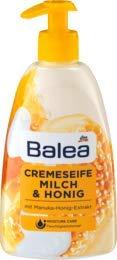 Balea Flüssigseife Milch & Honig, 1 x 500 ml